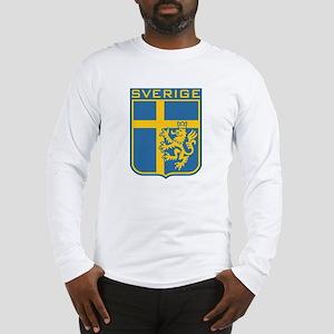 Sverige Long Sleeve T-Shirt