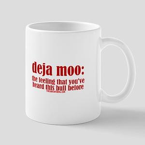 Deja Moo Mug