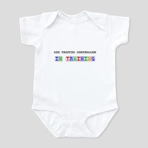 Air Traffic Controller In Training Infant Bodysuit