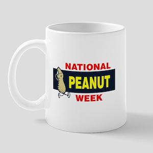 National Peanut Week Mug