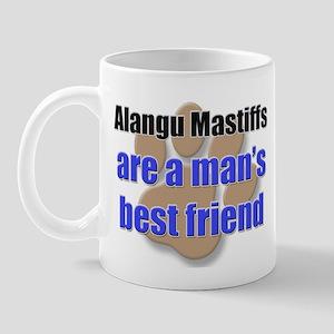 Alangu Mastiffs man's best friend Mug
