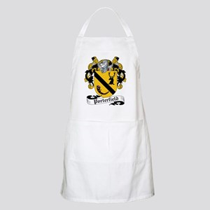 Porterfield Family Crest BBQ Apron