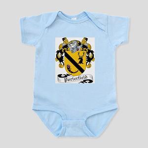 Porterfield Family Crest Infant Creeper