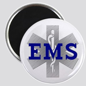 EMS Star of Life Magnet