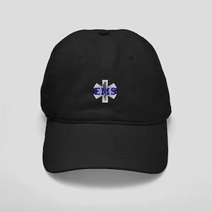 EMS Star of Life Black Cap