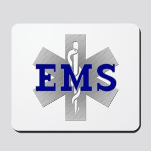 EMS Star of Life Mousepad