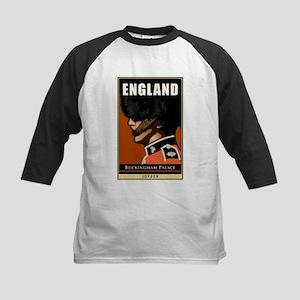 England Kids Baseball Jersey