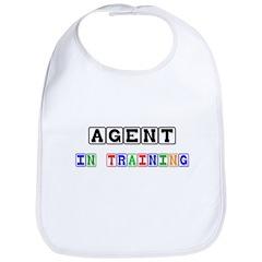 Agent In Training Bib
