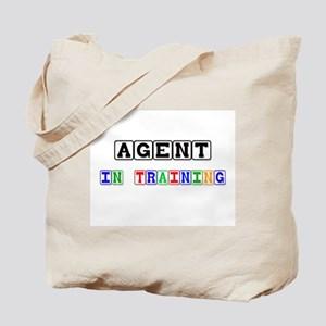 Agent In Training Tote Bag