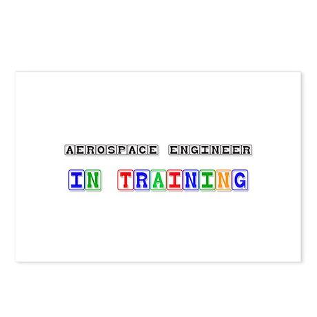 Aerospace Engineer In Training Postcards (Package