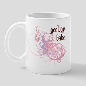 Geology Babe Mug