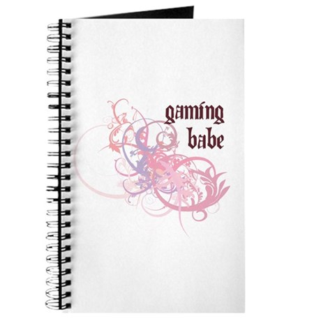 Gaming Babe Journal