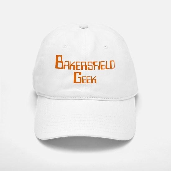 Bakersfield Geek Baseball Baseball Cap