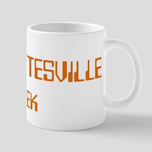 Charlottesville Geek Mug