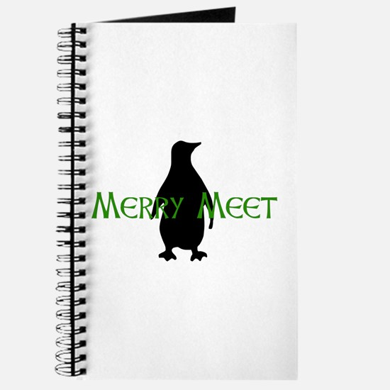 Merry Meet Spirit Penguin Journal