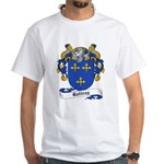 Rattray Family Crest White T-Shirt