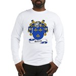 Rattray Family Crest Long Sleeve T-Shirt