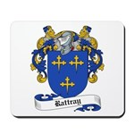 Rattray Family Crest Mousepad