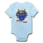 Rattray Family Crest Infant Creeper