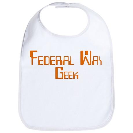 Federal Way Geek Bib