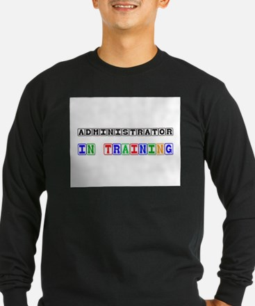 Administrator In Training T