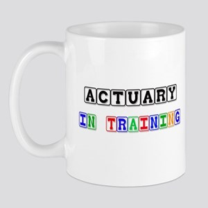 Actuary In Training Mug
