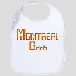 Montreal Geek Bib