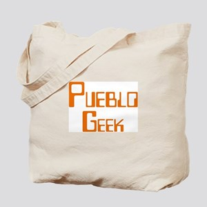 Pueblo Geek Tote Bag