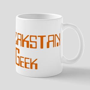 Kazakstan Geek Mug