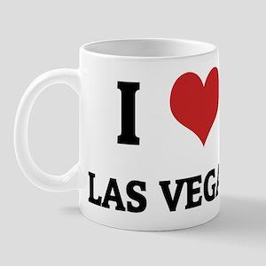 I Love Las Vegas Mug