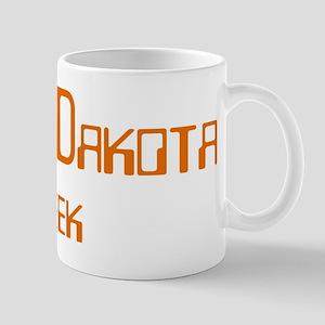 North Dakota Geek Mug