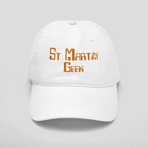 St Martin Geek Cap