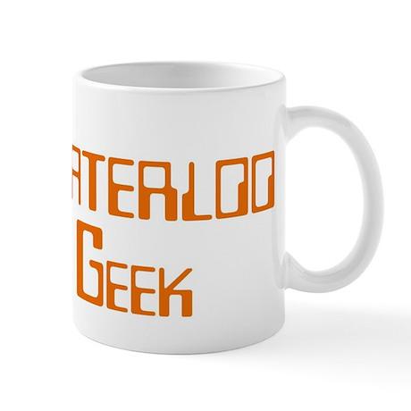 Waterloo Geek Mug