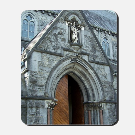 Open Door at St. Mary's Mousepad