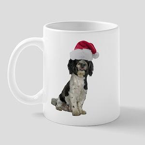 Santa Havanese Christmas Mug