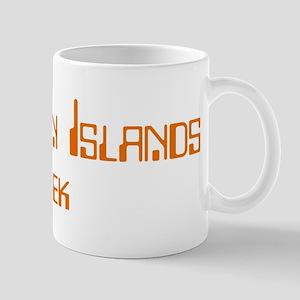 US Virgin Islands Geek Mug