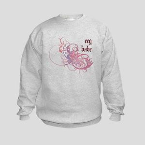 EEG Babe Kids Sweatshirt