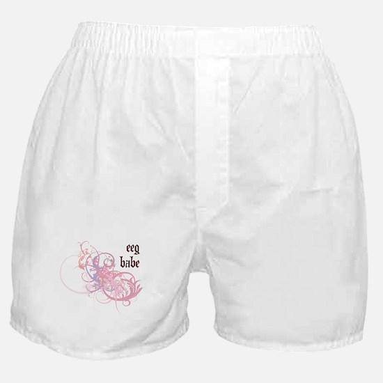 EEG Babe Boxer Shorts