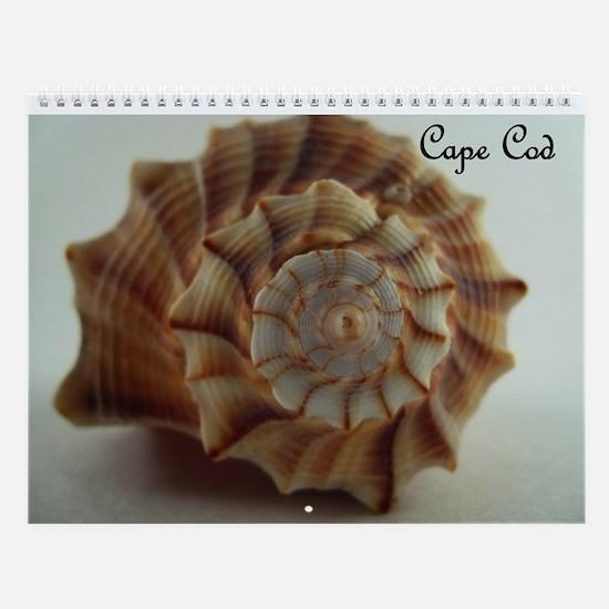 Cape Cod Landmarks and Lighthouses 2009 calendar