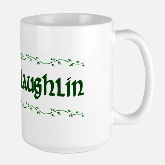 McLaughlin Celtic Dragon Large Mug