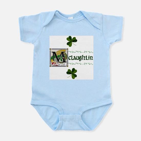 McLaughlin Celtic Dragon Infant Creeper