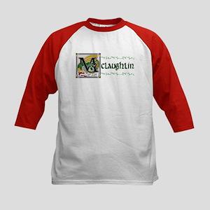 McLaughlin Celtic Dragon Kids Baseball Jersey