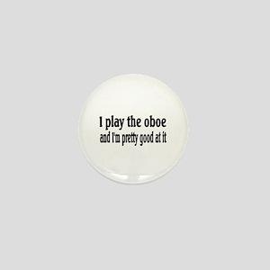 Oboe Mini Button