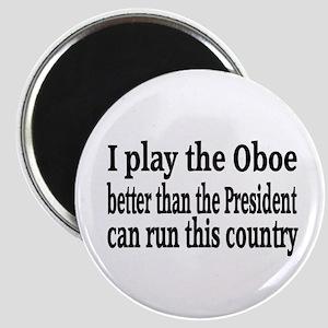 Oboe Magnet