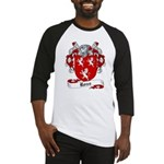 Ross Family Crest Baseball Jersey