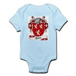 Ross Family Crest Infant Creeper