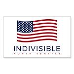 Big Flag Logo Sticker