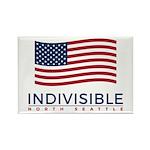 Big Flag Logo Magnets