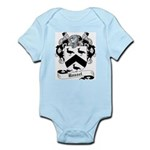 Russel Family Crest Infant Creeper