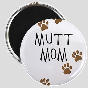 Mutt Mom Magnet